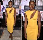 Danai Gurira    In Cushnie  et Ochs @ 2018 Vanity Fair Oscar Party @ Vanity Fair And Lancome Paris Toast Women In Hollywood