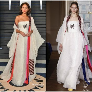 eiza-gonzalez-in-schiaparelli-couture- 2018-vanity-fair-oscar-party