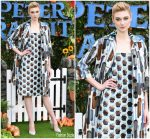 Elizabeth Debicki in Bottega Veneta @  'Peter Rabbit' London Premiere