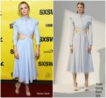 "Emily Blunt In Prabal Gurung  @  ""A Quiet Place""    SXSW  Premiere"