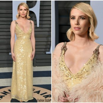 emma-roberts-in-prada-2018-vanity-fair-oscar-party