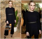 Emma Roberts in Proenza Schouler @ Vanity Fair x Proenza Scouler 'Arizona' Fragrance Launch