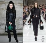 Fan BingBing  In Louis Vuitton  @ Louis Vuitton Fall 2018  Show
