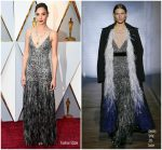 Gal Gadot In Givenchy Couture  @ 2018 Oscars