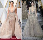 Gina Rodriguez In Zuhair Murad Couture @ 2018 Oscars