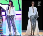 Hailee Steinfeld In Stéphane Rolland Haute Couture  @ Nickelodeon's 2018 Kids' Choice Awards
