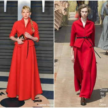 haley-bennett-in-christian-dior-2018-vanity-fair-oscar-party