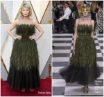 Haley Bennett  In  Christian Dior Couture @   2018 Oscars