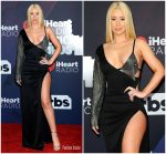 Iggy Azalea In Brian Lichtenberg  @ 2018 iHeartRadio Music Awards