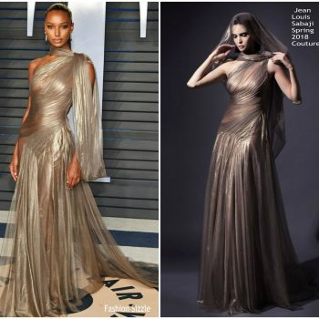 jasmine-tookes-in-jean-louis-sabaji-2018-vanity-fair-oscar-party