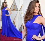Jennifer Garner  In Atelier Versace    @ 2018 Oscars