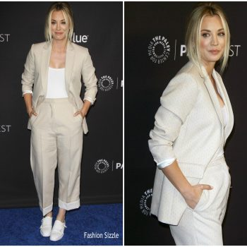 kaley-cuoco-in-sandro-paleyfest-los-angeles-the-big-bang-theory