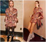 Kate Bosworth In Attico  @ Grand Marnier Campaign Launch