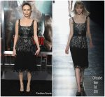 Kate Bosworth In Christopher Kane @ 'Tomb Raider' LA Premiere