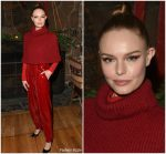 Kate Bosworth in Sally LaPointe @  Pioneer Award Party during 2018 Sun Valley Film Festival