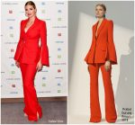 Kate Upton In Prabal Gurung  @ Polar Bears International's Polar Bear Affair