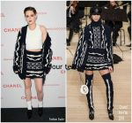 Kristen Stewart In Chanel @ Chanel Beauty  House Celebration In LA