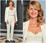 Laura Dern In Gabriela Hearst  @ 2018 Vanity Fair Oscar Party
