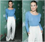 Lea Michele In Styland  @   2018 Women In Film  Oscar Nominees Celebration