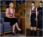 Lucy Hale  In Sachin and Babi  @ Tonight Show Starring Jimmy Fallon