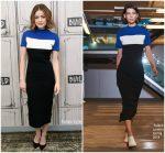 Lucy Hale In Solace London  @  Build Series