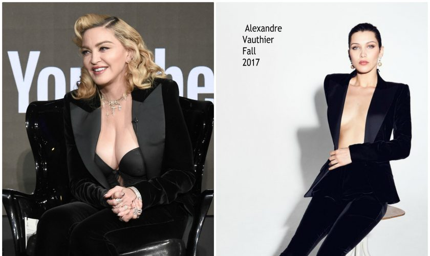 madonna-in-alexandre-vauthier-mdna-skin-x-kkw-beauty-event