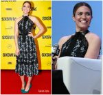 Mandy Moore in Erdem x H&M @ 'Featured Session: The Cast of This Is Us' at SXSW
