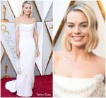 Margot Robbie In Chanel @ 2018 Oscars