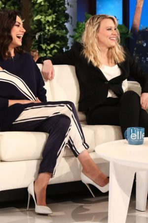 mila-kunis-kate-mckinnon-at-the-ellen-show-2