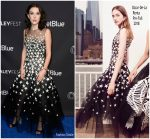 Millie Bobby Brown In Oscar de la Renta  @ PaleyFest Los Angeles 2018: 'Stranger Things'