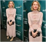 Naomi Watts In Bottega Veneta  @'Harry Clarke' Opening Night