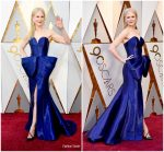 Nicole Kidman In Armani Privé  @ 2018 Oscars