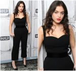 Odeya Rush In Rebecca Vallance  @ Build Series: 'Dear Dictator'