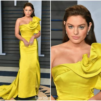 odeya-rush-in-vivienne-westwood-couture-2018-vanity-fair-oscar-party