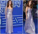 Olivia Cooke In Prada  @ 'Ready Player One' London Premiere