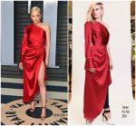 Pom Klementieff  In Monse  @ 2018 Vanity Fair Oscar Party