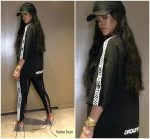 Rihanna  In  Fenty  X Puma By Rihanna  Instapram Pic