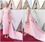 Saoirse Ronan In  Calvin Klein By Appointment @ 2018 Oscars