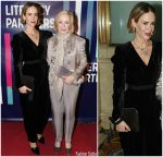 Sarah Paulson In Ulla Johnson  @ 2018 Literacy Partners Gala