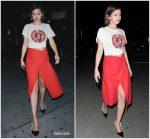 Selena Gomez In Celine   Leaving The Nice Guy in West Hollywood