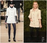 Sienna Miller  In Chanel  @ Charles Finch & Chanel Pre-Oscar Awards Dinner