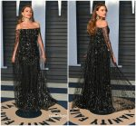 Sofia Vergara  In Ralph and Russo  @ 2018 Vanity Fair Oscar Party