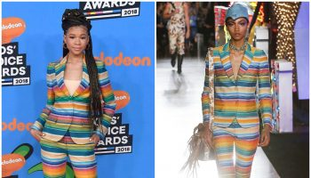 storm-reid-in-moschino-nickelodeons-2018-kids-choice-aards