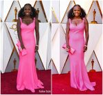 Viola Davis In Michael Kors Collection  @ 2018 Oscars