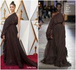 Zendaya Coleman In Giambattista Valli Couture  @ 2018 Oscars