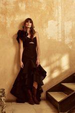 Malin Akerman In Johanna Ortiz  @  'Rampage' LA Premiere
