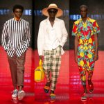 Arise Fashion Week 2018 Menswear In Lagos Nigeria