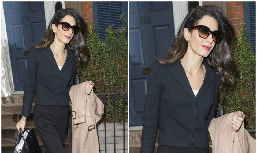 amal-clooney-in-giambattista-valli-burberry-out-in-new-york
