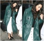 Amal Clooney In  Michael Kors Collection  – Out In  New York