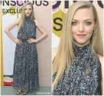 Amanda Seyfried in H&M Conscious Exclusive @ H&M's 2018 Conscious Exclusive Collection Launch Celebration